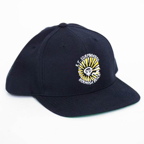 E.T. Hermosa Sun Snapback Hat